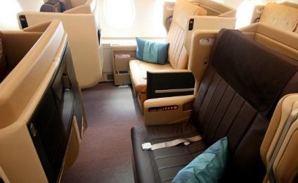 Business Singapore airlines