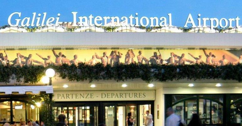 Alitalia chiude 5 voli da Pisa.