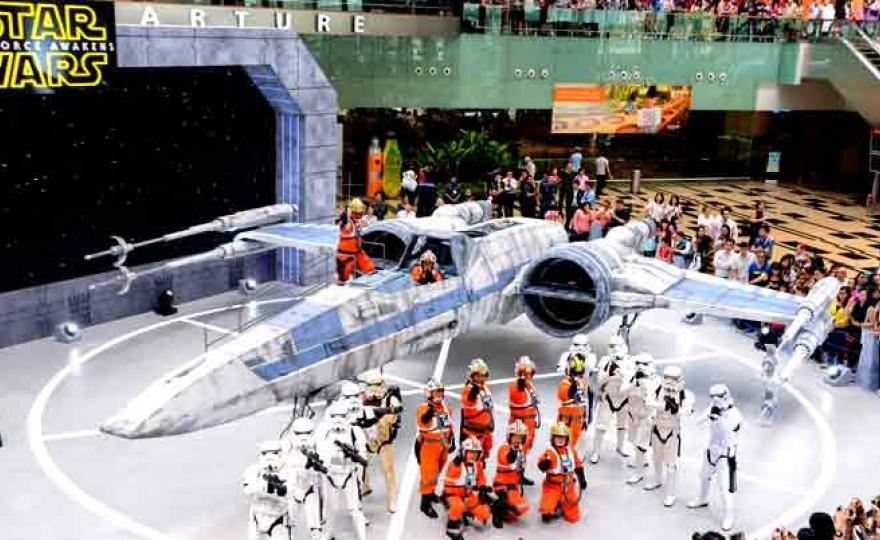 star wars changi singapore