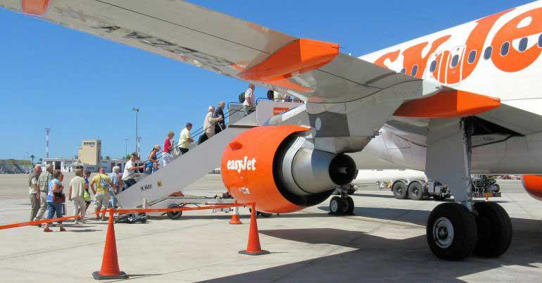 Easyjet rifiuta volo ad avvocato for Cambio orario volo da parte della compagnia